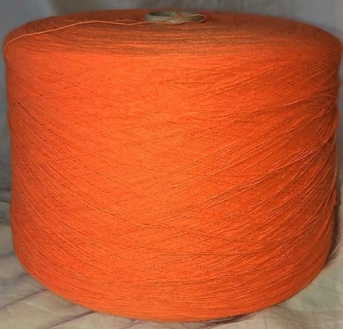 High Bulk Yarn 1/15s - Shocking Orange - 1500g
